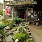 Rock Creeks Trading Post Poster