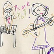 Rock Pop Poster