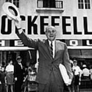 Rockefeller Family. Future Governor Poster by Everett