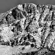 Rocky Mountain Ridges Poster