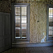 Roe - Graves House Interior - Bannack Ghost Town Poster