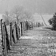 Rolling Fence Poster
