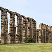 Roman Aquaduct Poster