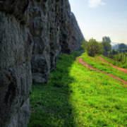 Roman Aqueducts Poster