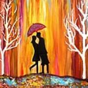 Romance in the rain II Poster