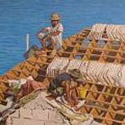 Roofworkers Poster