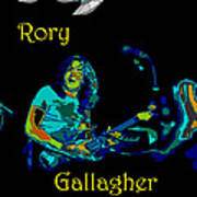 Rory And The Aliens Poster