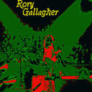 Rockin' At Winterland 1975 Poster