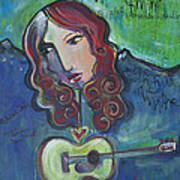 Roseanne Cash Poster