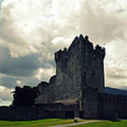 Ross Castle Killarney Ireland Poster