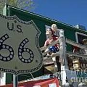 Route 66 Seligman Arizona Poster