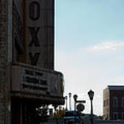 Roxy Regional Theater Poster by Ed Gleichman