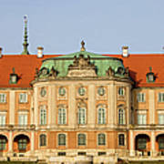 Royal Castle In Warsaw Poster