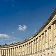 Royal Crescent Poster