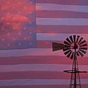 Rural America Poster