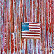 Rural Patriot Poster