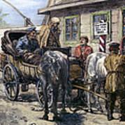 Russia: Siberia, 1882 Poster