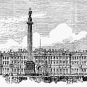 Russia: St. Petersburg, 1881 Poster