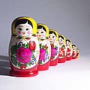 Russian Dolls Poster