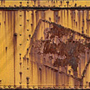 Rust In Sign Poster