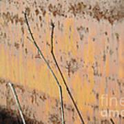 Rustic Landscape Poster