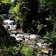 Sable Falls Grand Marais Mi Poster