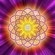 Sacred Geometry 110 Poster