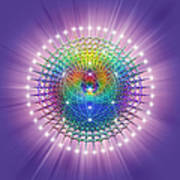Sacred Geometry 114 Poster