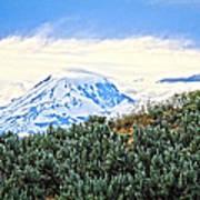 Sage Mountain Poster