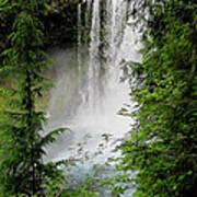 Sahalie Falls Poster