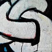 Sailor Knot 2 - Bowline Knot Detail Poster