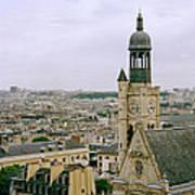 Saint Etienne Du Mont Poster
