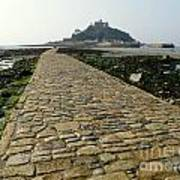 Saint Michael's Mount Poster