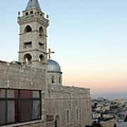 Saint Nicholas Church Beit Jala Poster
