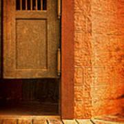Saloon Doors Poster