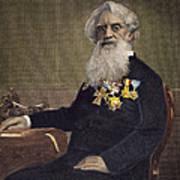 Samuel F.b. Morse (1791-1872) Poster