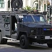 San Diego Swat Poster