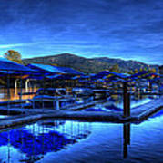 Sandpoint Marina And Power House 3 Poster