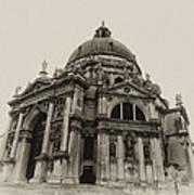 Santa Maria Della Salute Venice Poster