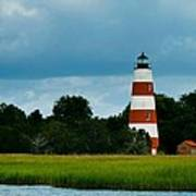 Sapelo Is. Lighthouse Poster