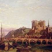 Saumur -  By The Loire Valley  Poster