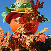 Scarecrow Boa Poster