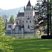 Schloss Anif Poster