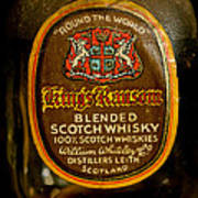 Scotch Whisky Poster