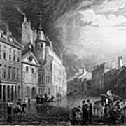 Scotland: Aberdeen, 1833 Poster