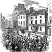 Scotland: Perth, 1848 Poster