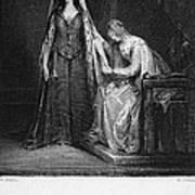 Scott: Ivanhoe, 1832 Poster