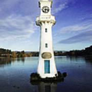 Scott Memorial Lighthouse 2 Poster