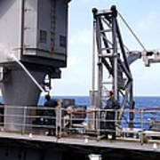 Seamen Conduct A Fresh Water Wash Poster