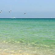 Seascape Poster